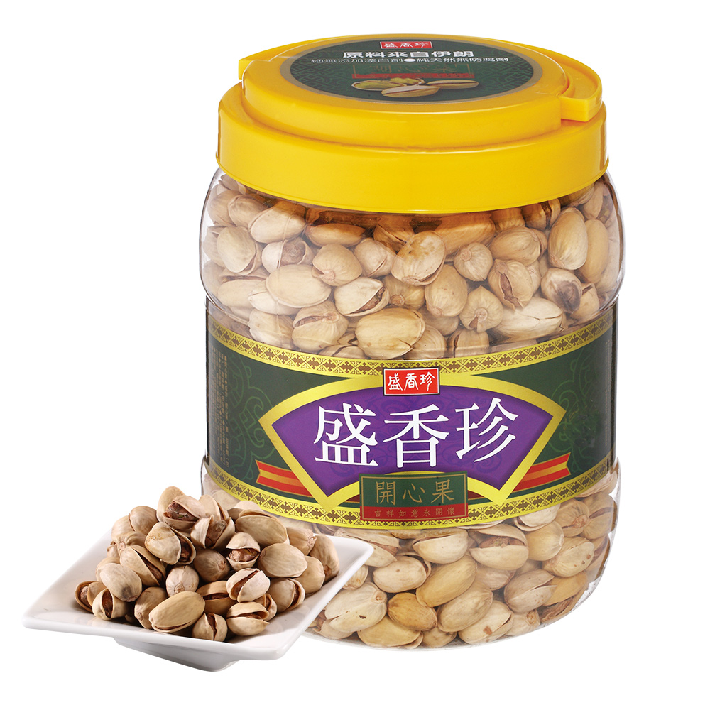 盛香珍 開心果禮桶(460g)