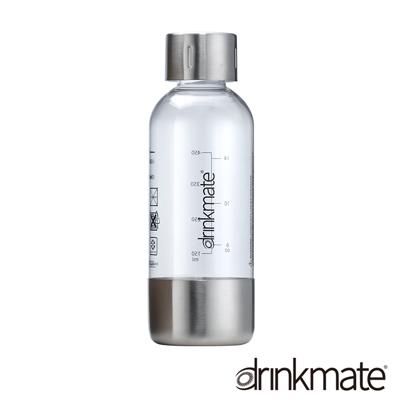 美國Drinkmate 氣泡水機專用不鏽鋼水瓶500ml