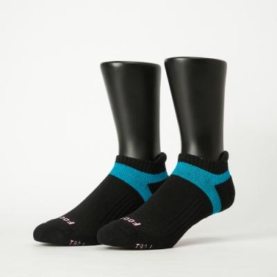 Footer除臭襪-輕壓力足弓船短襪-六雙入(黃*2+灰*2+黑*2)
