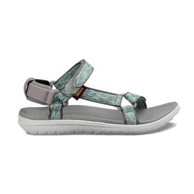 TEVA Sanborn Universal 涼鞋 裂紋灰綠 女