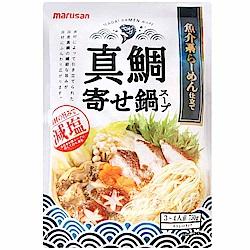丸三 鯛魚風味火鍋湯底(750g)