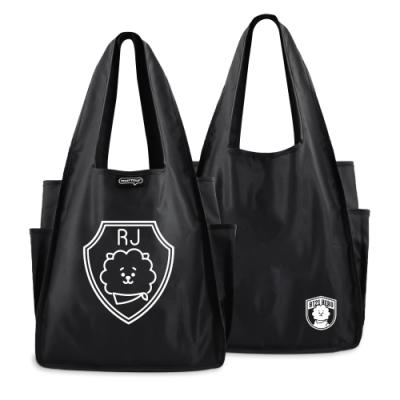 murmur A4購物袋│BT21 Wappen RJ