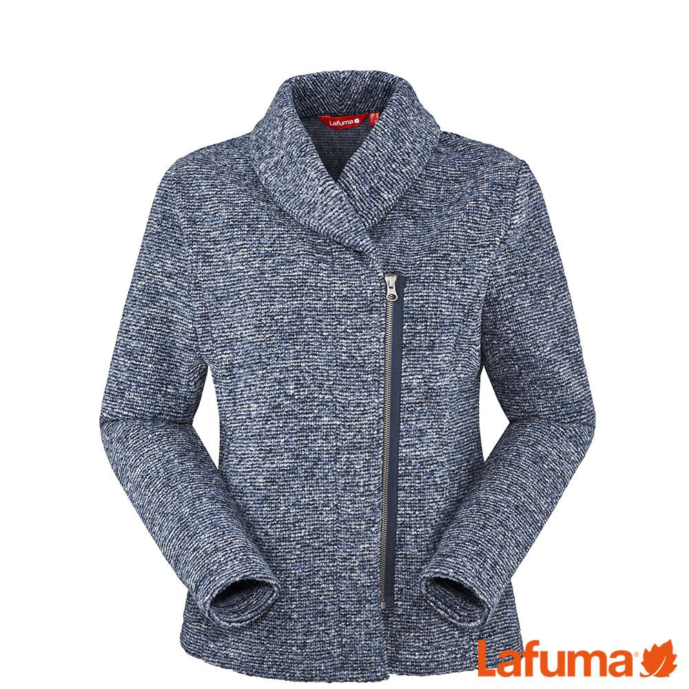 LAFUMA 女 STATEN SHAWL 保暖外套 深藍 LFV108046730