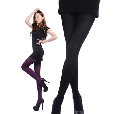 雙12特談▶JS嚴選高密度耐勾塑身細腿襪5件組