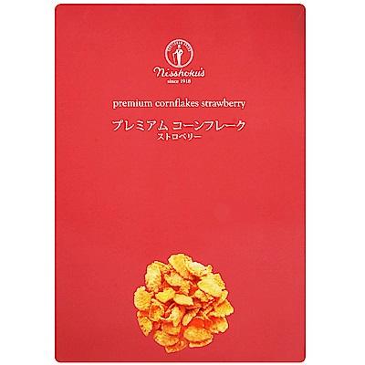 日食 北海道優質玉米片-草莓(215g)