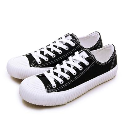 ARNOR 韓系帆布餅乾鞋 cookie系列 黑白 93020