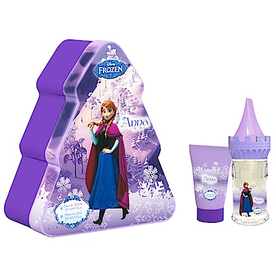 Disney Frozen 冰雪奇緣奇幻安娜香水禮盒
