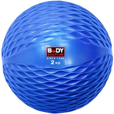 2KG軟式沙球 重量藥球舉重力球