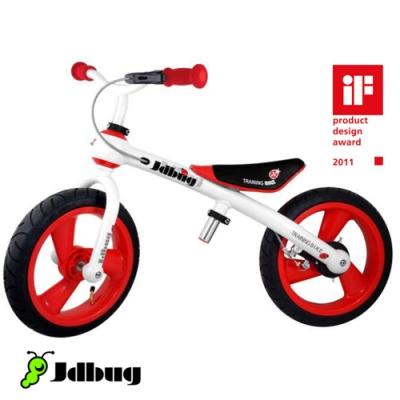 Jdbug 兒童滑步車TC09TS(學步車、平衡訓練、信心練習、齒輪)