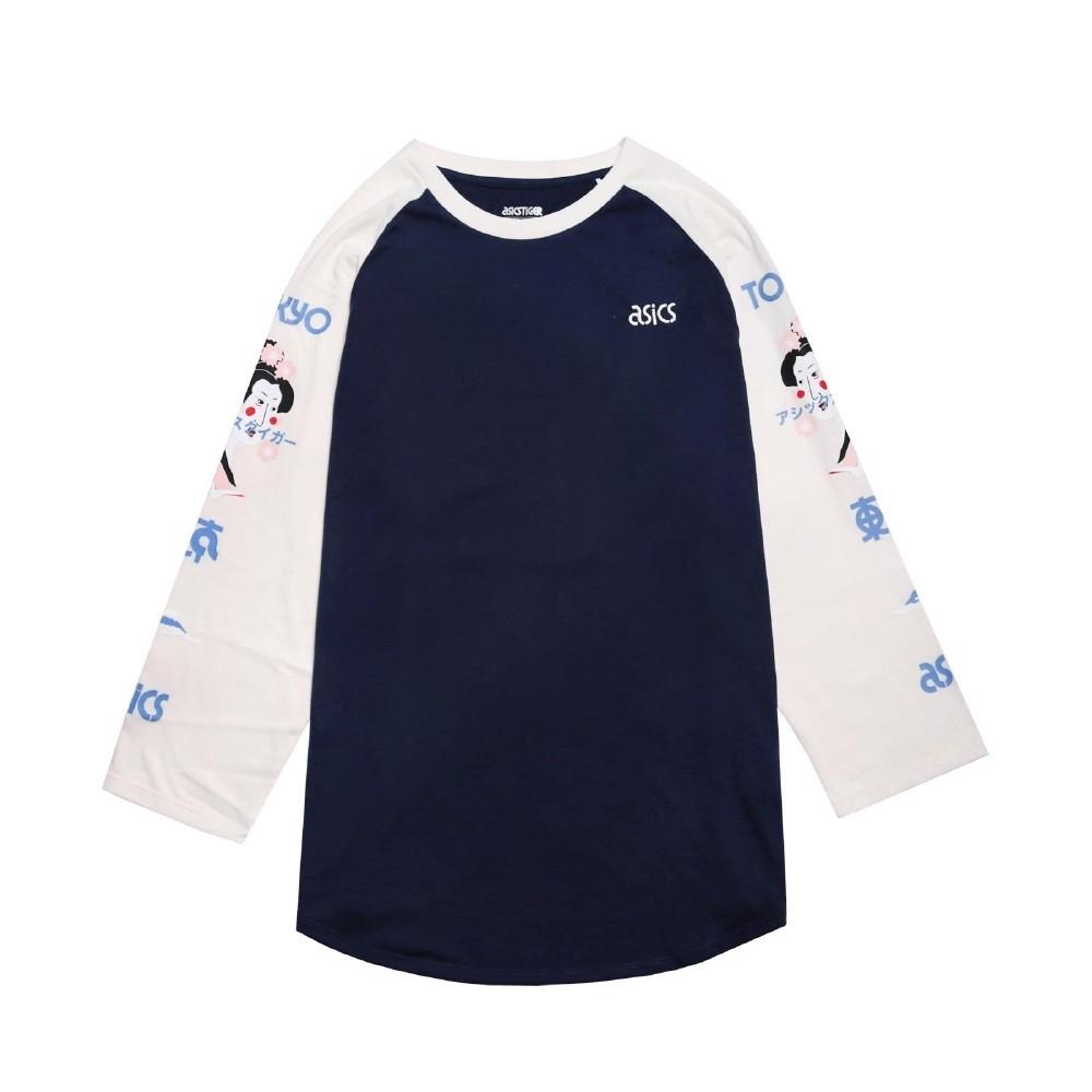 Asics T恤 Jersey 3/4 Sleeve T 男款