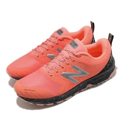 New Balance 慢跑鞋 Fuel Core Nitrel 寬楦 女鞋 紐巴倫 輕量 透氣 舒適 避震 路跑 橘 灰 WTNTRRF1D