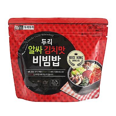 DOORI DOORI石鍋拌飯 - 韓式泡菜  ( 161.5g/包 )