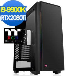 技嘉Z390平台[榮耀武尊II]i9八核RTX2080Ti獨顯機