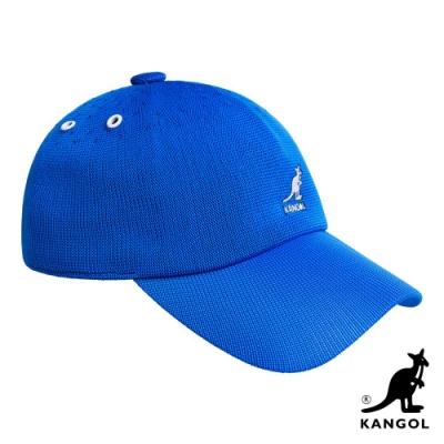 KANGOL -TROPIC ADJ 棒球帽-天空藍色