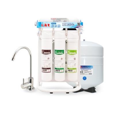 水蘋果 WAQ-RO純水機 (100加侖)