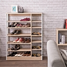 TZUMii米勒開放式大鞋架/鞋櫃90*30*121.5cm