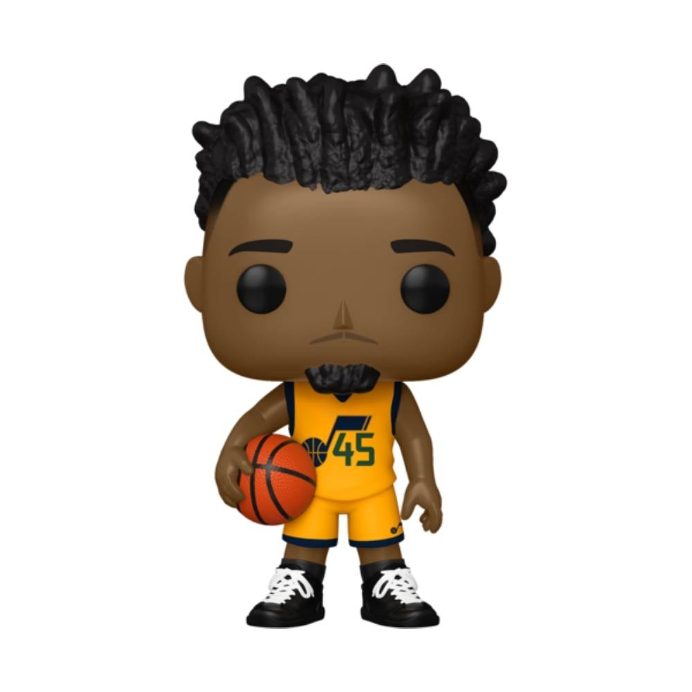 Funko POP NBA 大頭公仔 爵士隊 Donovan Mitchell