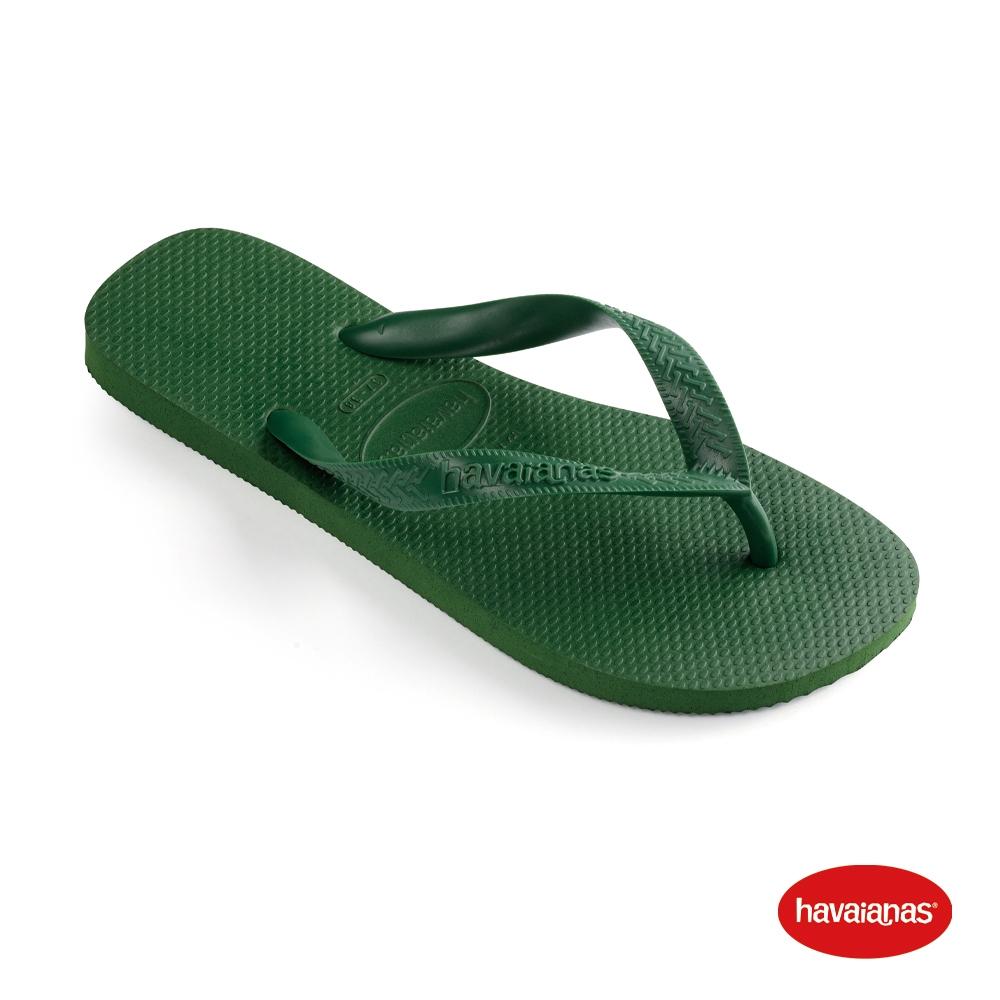 Havaianas哈瓦仕 拖鞋 基本款 夾腳拖鞋 巴西 男鞋 女鞋 叢林綠 4000029-2619U Top