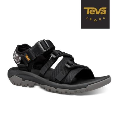 TEVA 原廠貨 女 Hurricane XLT2 ALP 機能運動涼鞋/雨鞋/水鞋-CTC黑灰色