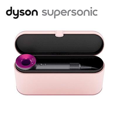Dyson Supersonic™吹風機 桃紅色 (附限量粉色精裝收納盒)