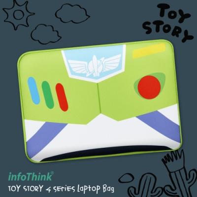 InfoThink玩具總動員系列筆電包 - 巴斯光年(適用多款14吋以下筆電平板)
