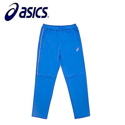 Asics 亞瑟士 男女針織長褲 藍 K31703-43