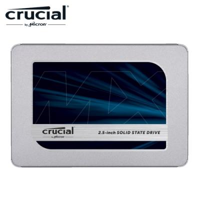 美光 Micron Crucial MX500 1TB SATA TLC 2.5吋固態硬碟(讀:560M/寫:510M)(無墊片)