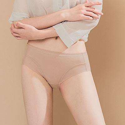 無痕透氣超健康竹炭包臀中腰M-XL內褲 柏林迷蹤 可蘭霓Clany