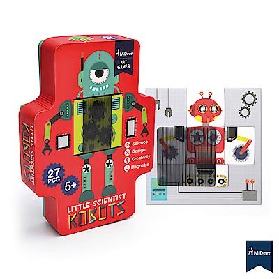 希臘 MiDeer - 光柵磁性遊戲(機器人)