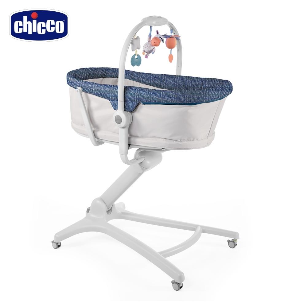 chicco-Baby Hug 4合1餐椅嬰兒安撫床