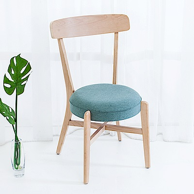 Bernice-薩普實木餐椅/單椅(四入組合)-51x51x84cm