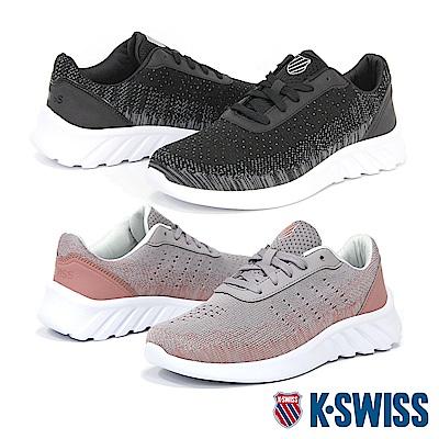 [時時樂]K-SWISS Aeronaut Knit輕量健走鞋-男女共兩款
