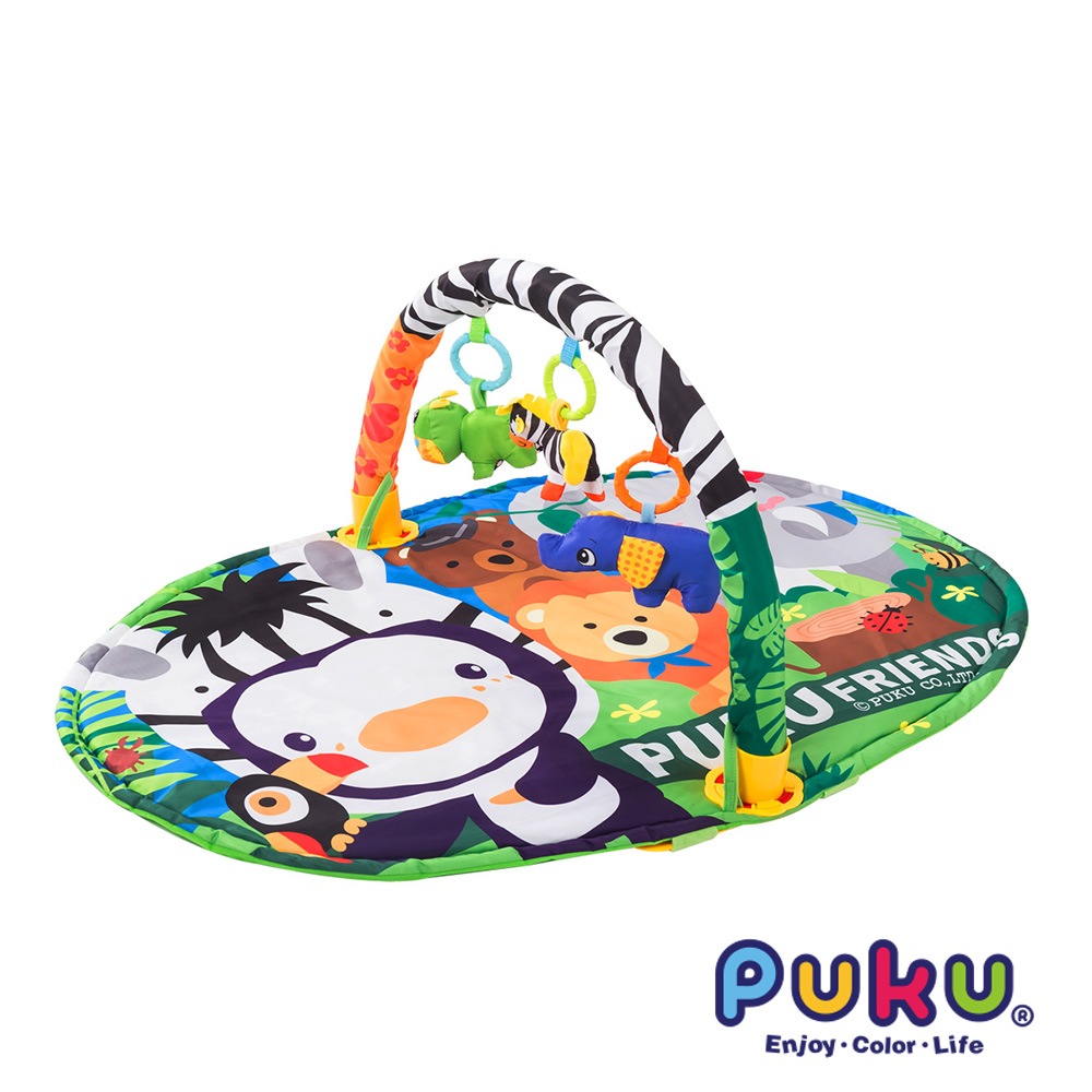 【PUKU】Good Friends健身遊戲毯 product image 1