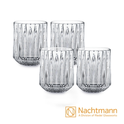 【Nachtmann】朱爾斯威士忌杯(4入)