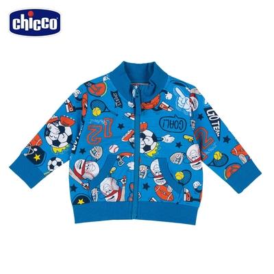 chicco-To Be BB-球類運動滿底休閒外套