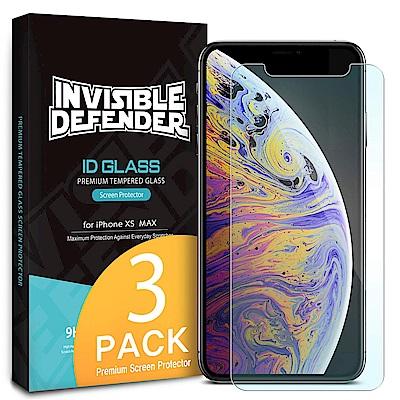 【Ringke】iPhone XS Max [ID Glass] 強化玻璃螢幕保護貼