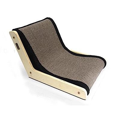 【doter】寵愛物語 L型躺椅貓抓板(CT50)