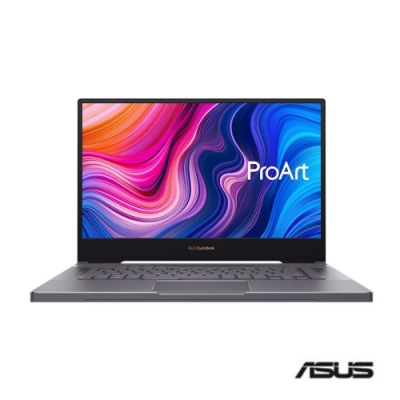 ASUS ProArt StudioBook 15.6吋商用筆電 (i7-9750H/16G+16G/512G SSD/RTX5000/Win10Pro)
