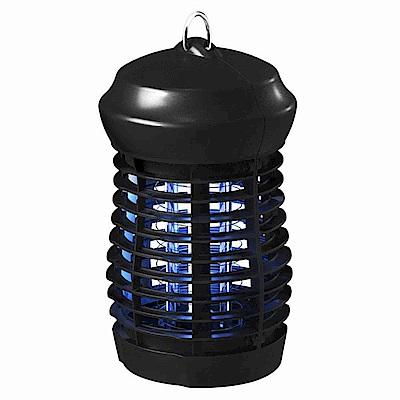 KINYO 輕巧UVA紫外線燈管電擊式捕蚊燈