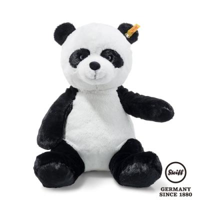 STEIFF德國金耳釦泰迪熊 Ming Panda 可愛貓熊 (動物王國) 38cm
