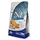 Farmina法米納 海洋低穀成貓糧-鱈魚甜橙(OC-3)1.5kg