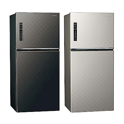 [無卡分期12期]Panasonic國際牌 雙門 變頻 電冰箱 NR-B659TV