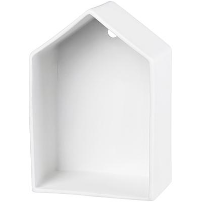 《RADER》小屋白瓷掛飾(12cm)