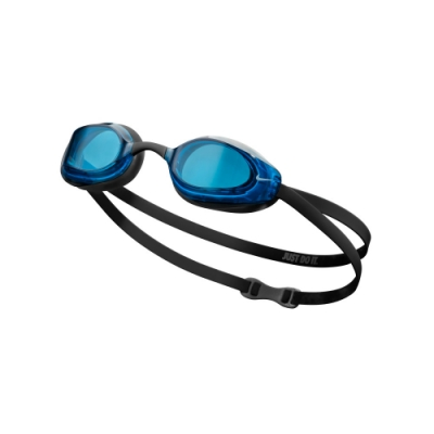 NIKE 成人 泳鏡 專業型 VAPOR 藍 NESSA177-400 (男女泳鏡)