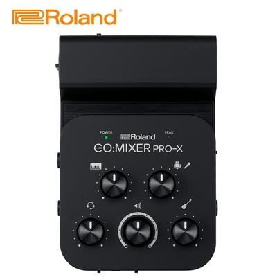ROLAND GO MIXER PRO-X 智慧型手機專用音訊混音器
