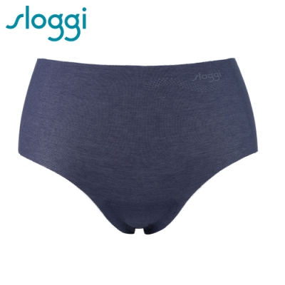 sloggi Zero Feel Cotton 零感系列混棉款平口褲 藍寶石