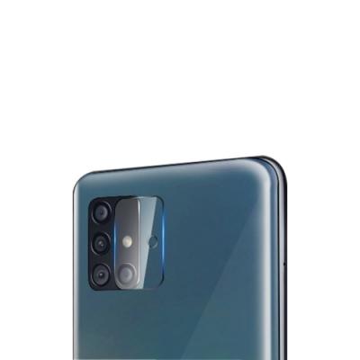 QinD SAMSUNG Galaxy A71 鏡頭玻璃貼(兩片裝)