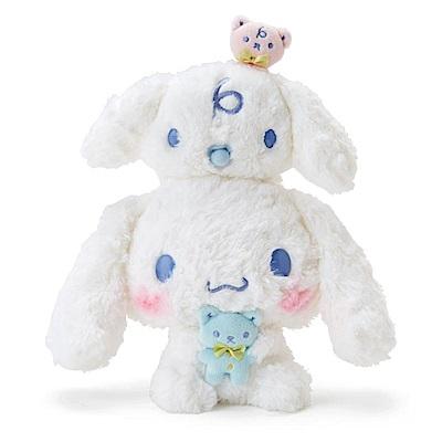 Sanrio 大耳狗喜拿雲朵軟綿綿系列好朋友疊疊樂絨毛娃娃