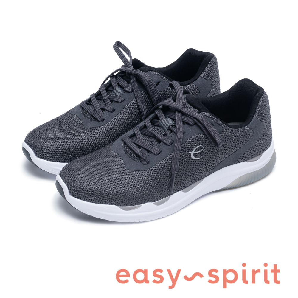 Easy Spirit BEECH2 輕量彈力休閒鞋-深灰