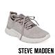 STEVE MADDEN-VINYASA 針織彈性休閒運動女鞋-灰色 product thumbnail 1